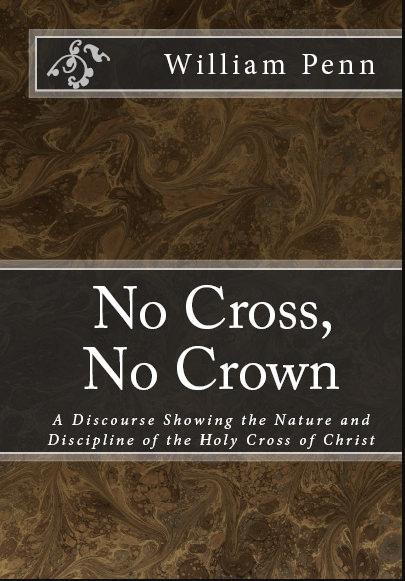 No Cross, No Crown.