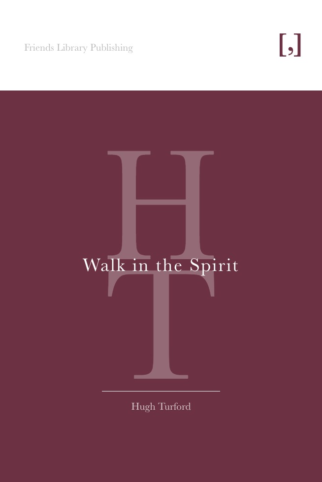 Turford Walk in the Spirit Book Cover