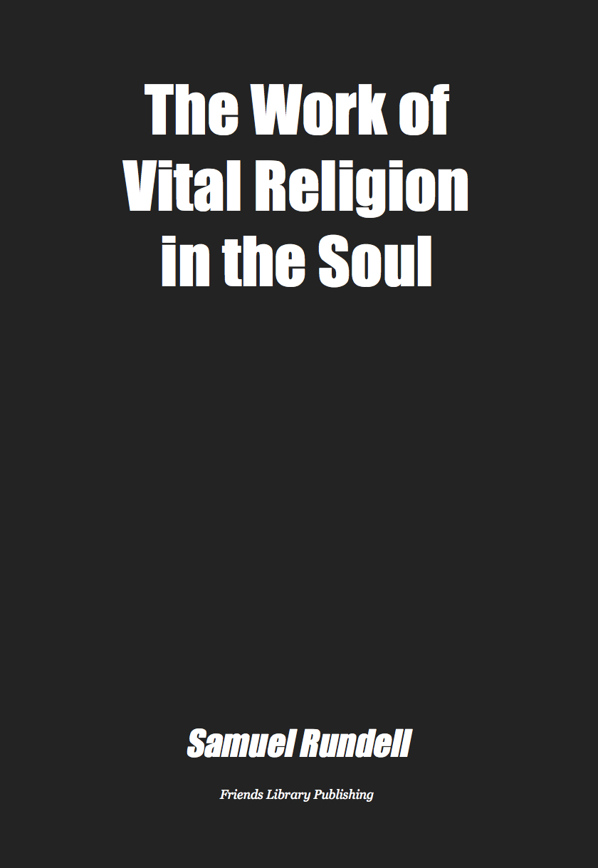 Rundell Vital Religion Book Cover